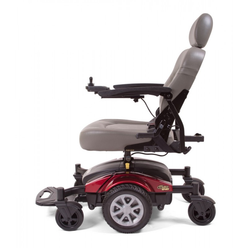 Golden Technologies Power Wheelchair Heavy Duty Power