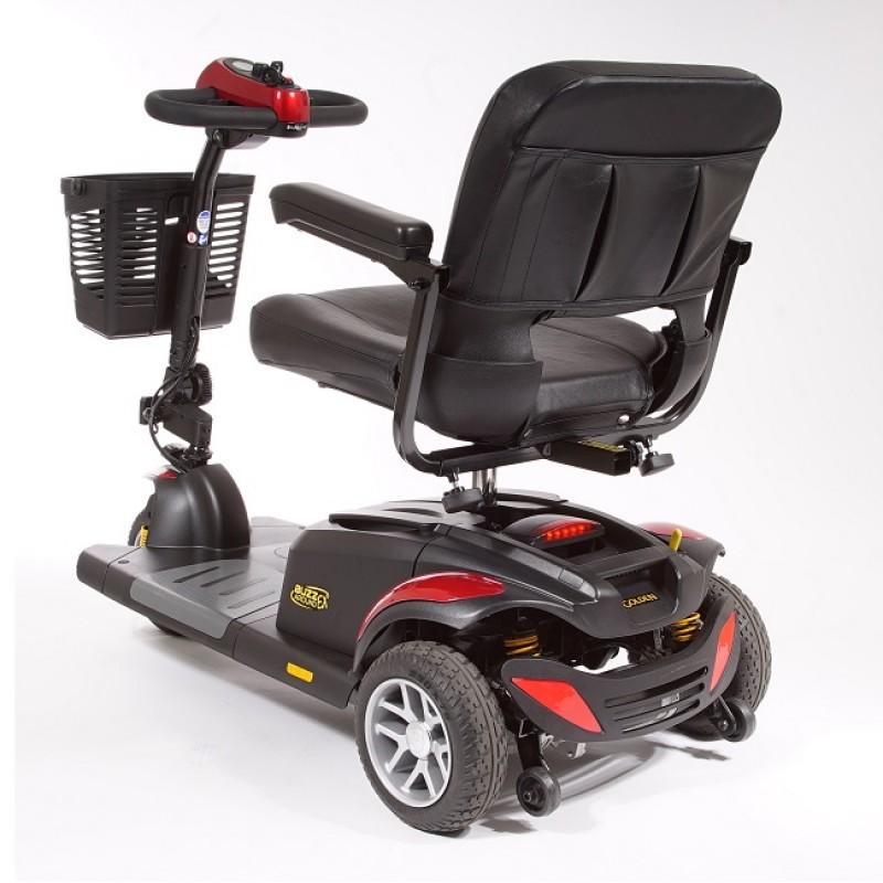 Golden Technologies Buzzaround Ex Extreme 3 Wheel Scooter