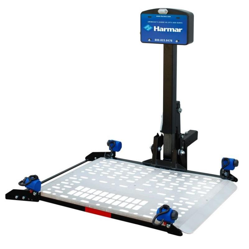 Harmar Al300hd Heavy Duty Fusion Lift Power Chair Lifts