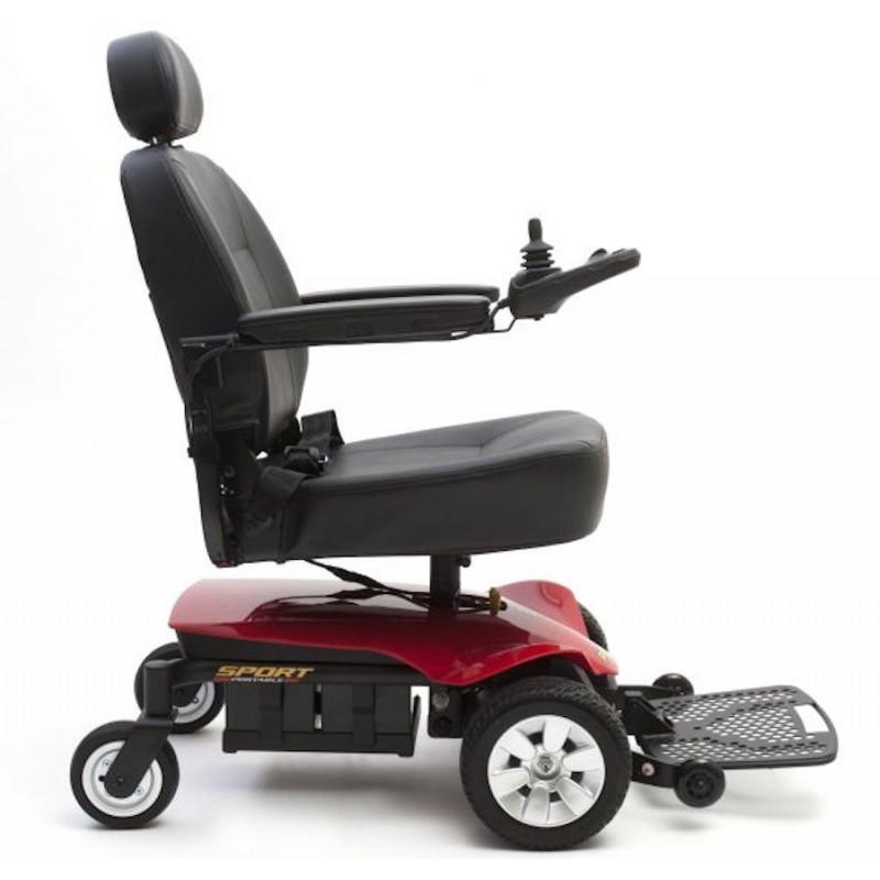 Pride Mobility Scooter >> Pride Jazzy Sport Portable Power Chair