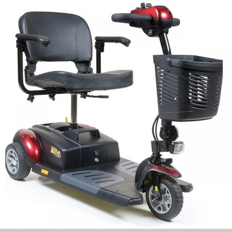 Golden Technologies Buzzaround Xlhd 3 Wheel Scooter