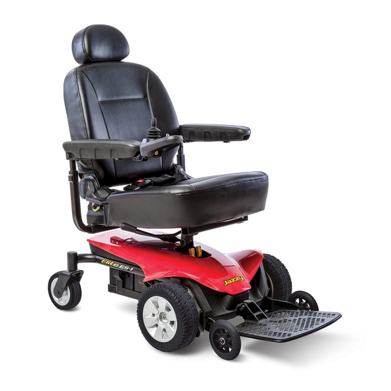 Pride Mobility Jazzy Elite Es 1 Power Chair