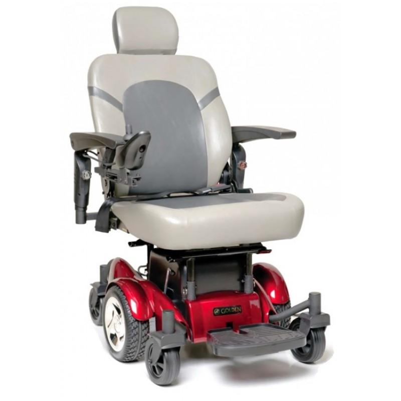 Golden Technologies Compass Hd Power Chair Heavy Duty