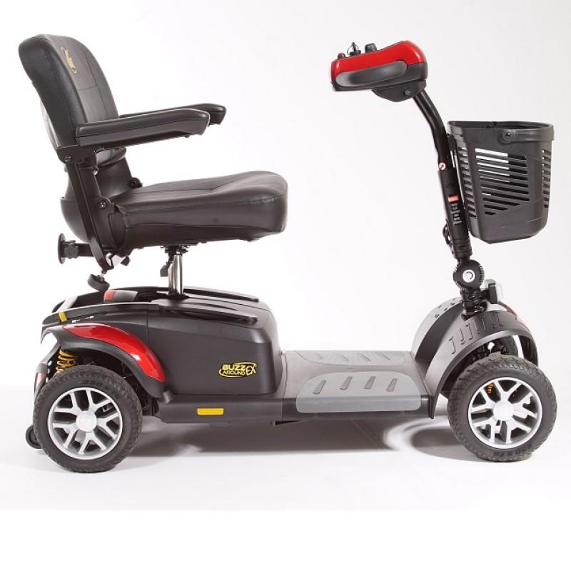 Golden Technologies Buzzaround Ex 4 Wheel Scooter