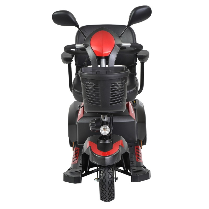 Ewheels Speedy Portable Folding Scooter Red Front Fork Black Body furthermore SFEX1320 furthermore Pz67837e7 Cz52f3214 270w Four Wheel Scooters Elderly 4 Wheel Electric Mobility Scooter With Basket also Ventura 3 Wheel Standard as well Folding 24V800W disability scooter for sale DL24800 3 with CE certificate China. on folding rear basket for mobility scooter