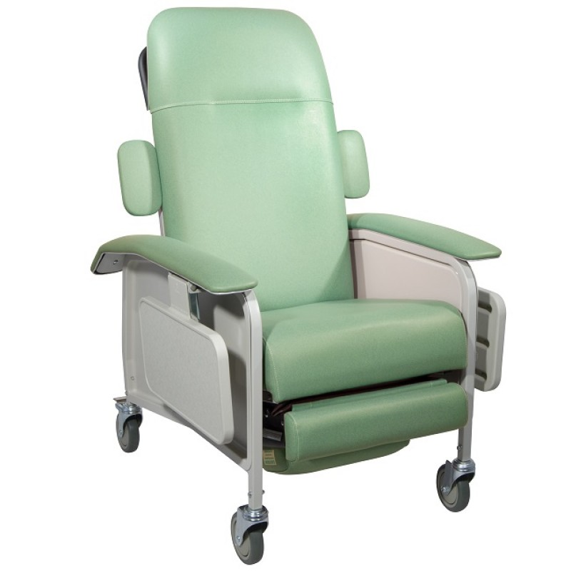 Drive Medical D577 Clinical Care Recliner - 3 Position Lift Chairs ...