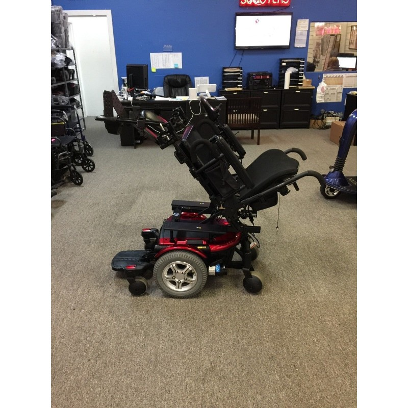 Strange Used Pride Mobility Quantum 600 Power Chair Home Interior And Landscaping Ologienasavecom