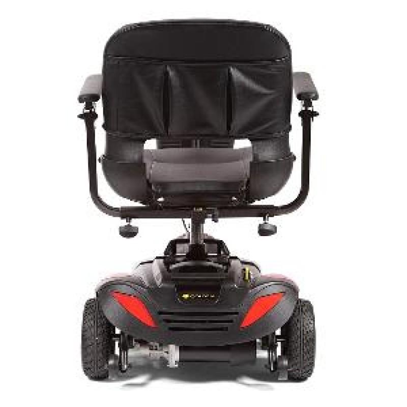 Used Wheelchair Ramps >> Golden Technologies Buzzaround Lite 3-Wheel Scooter