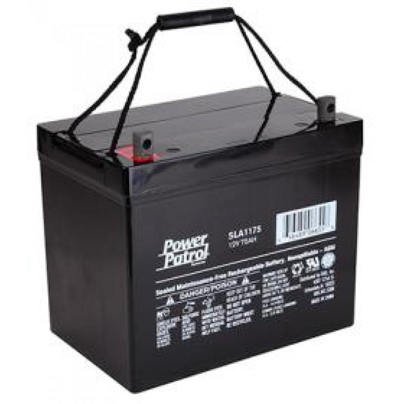 Interstate Batteries Power Patrol 12v 75ah Sealed Led Acid