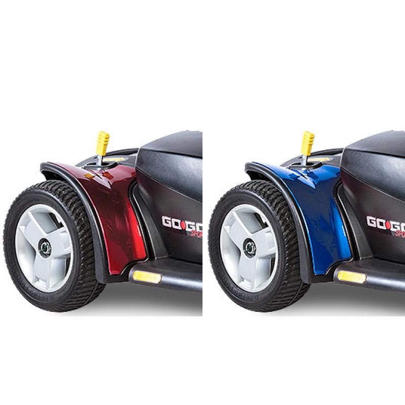 Pride Mobility Go Go Sport 4 Wheel Scooter