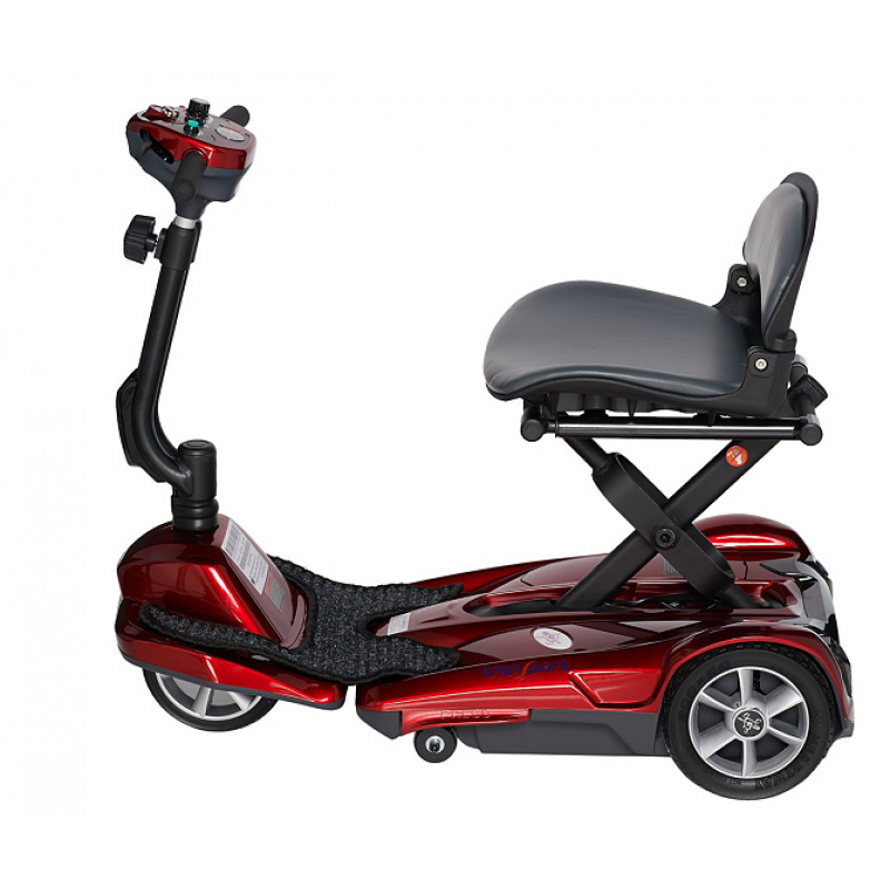 EV Rider Transport M Foldable 4-Wheel Scooter