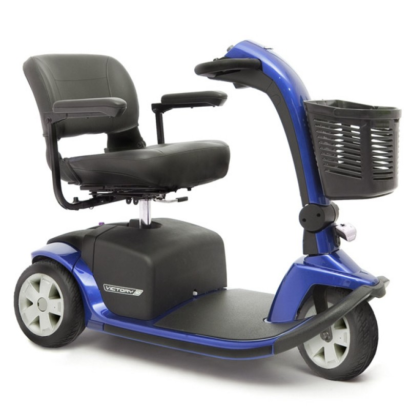 Pride Mobility Scooter >> Pride Mobility Victory 10 3 Wheel Scooter