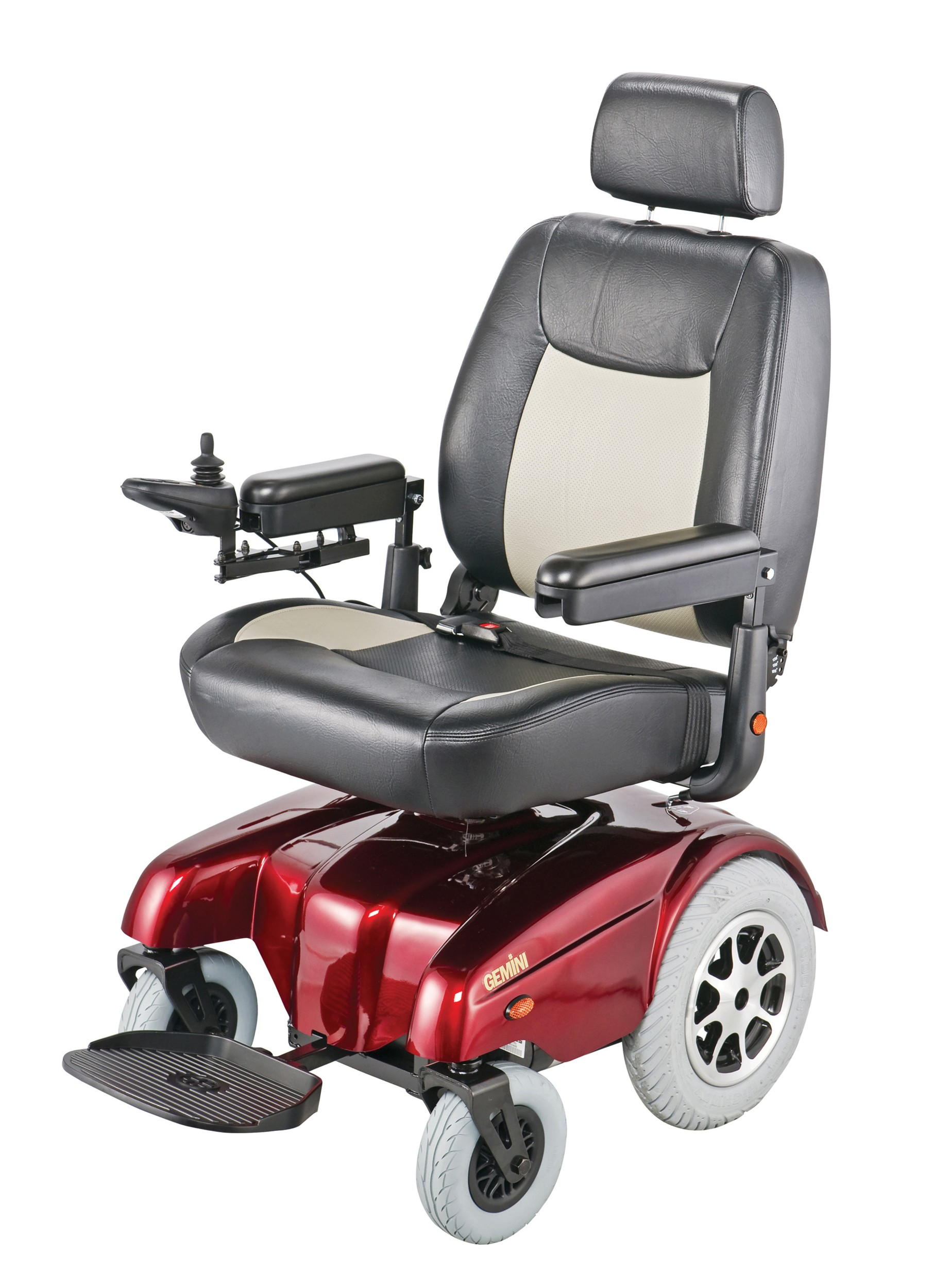Merits health gemini heavy duty power chair wheelchair for Mobility chair