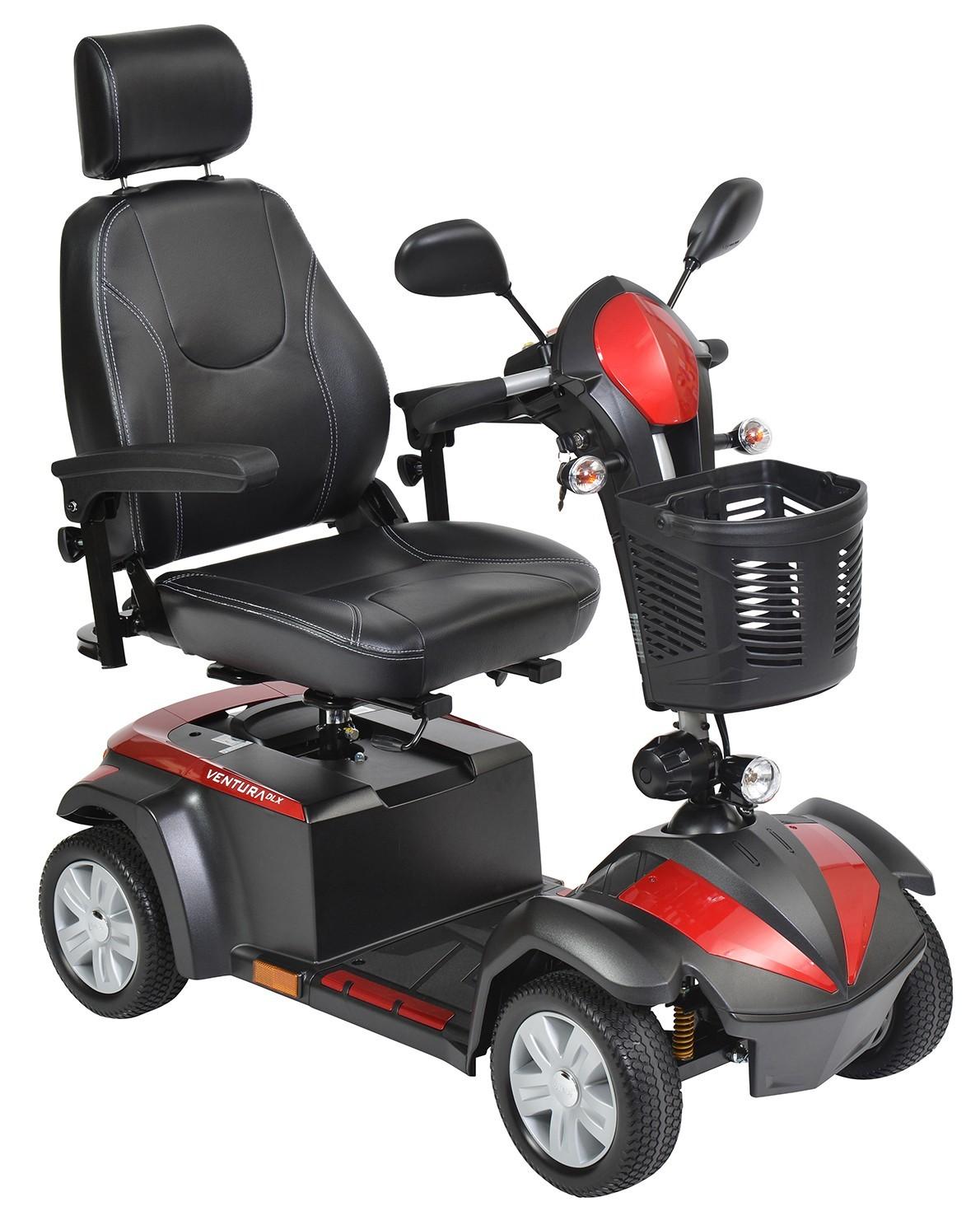 Drive Medical Ventura Dlx 4 Wheel Scooter