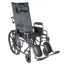 Drive Medical SilverSport Full Reclining Wheelchair