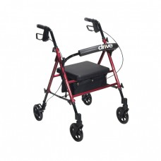 Drive Medical Universal Seat Height Aluminum Rollator