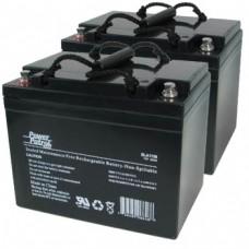 Interstate Batteries Power Patrol 12V 35 Sealed Led Acid Batteries (Pair)