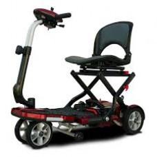 EV Rider Transport Plus Foldable 4-Wheel Scooter