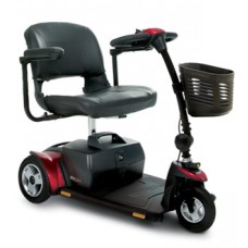 Go-Go Elite Traveler Plus 3 Wheel Red