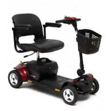 Go-Go Elite Traveler Plus 4  Wheel Red