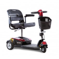 PRIDE MOBILITY GO-GO LX WITH CTS 3 WHEEL