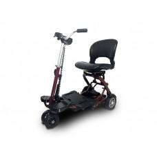 EV Rider Folding Minirider 4-Wheel Scooter