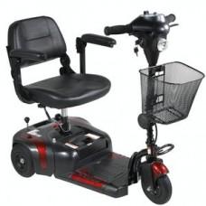Drive Medical Phoenix 3-Wheel Travel Scooter HD