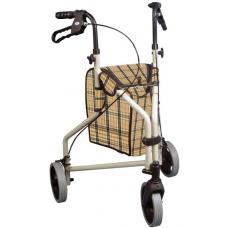 Drive Medical Winnie Lite Supreme 3-Wheel Rollator