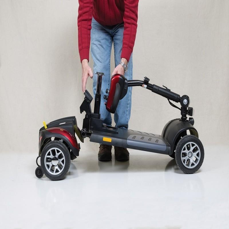 Golden Technologies Buzzaround Xl 4 Wheel Scooter