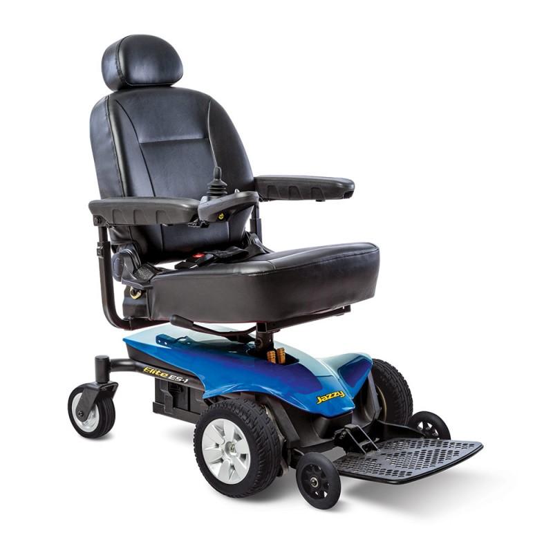 Pride Mobility Jazzy Elite Es 1 Power Chair