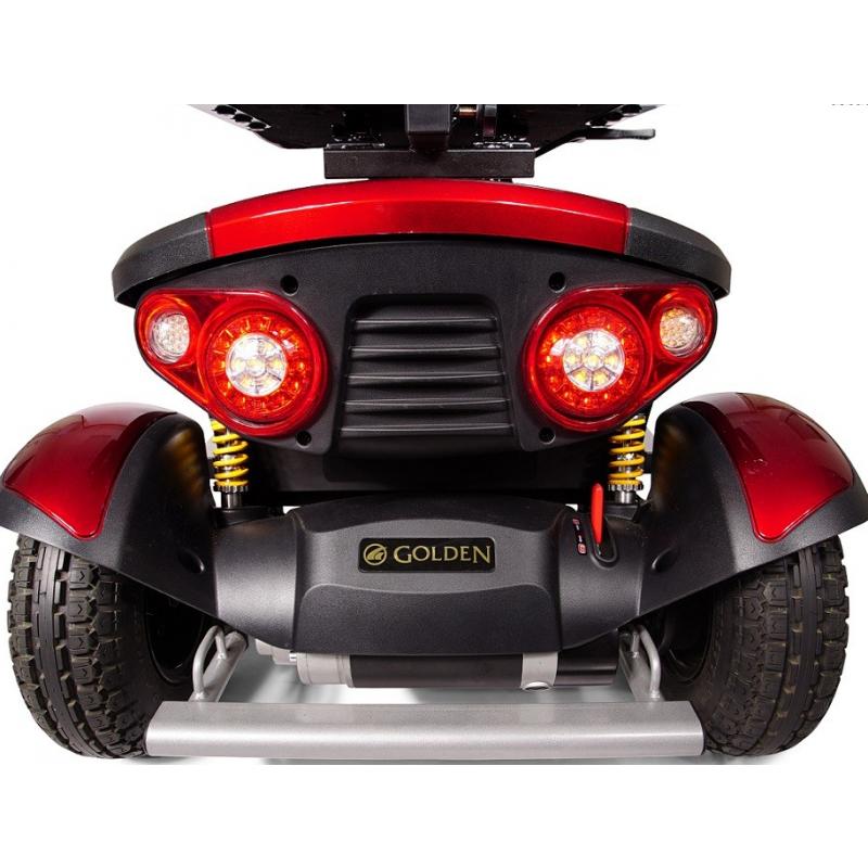 Golden Technologies Patriot 4 Wheel Scooter