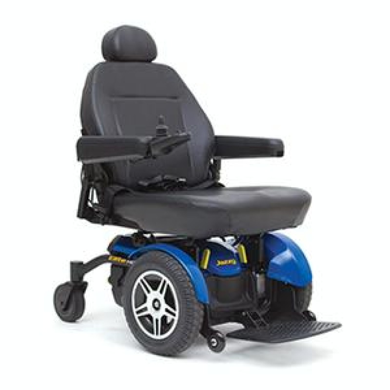 Pride Mobility Jazzy Elite Hd Power Chair Power Chairs